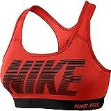 Nike Womens Pro Classic Padded Graphic Sports Bra