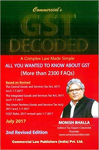 GST Decoded All You Wanted to Know About GST