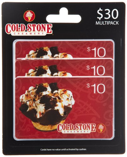 cold stone creamery gift card gift cards for all shopswell 8319
