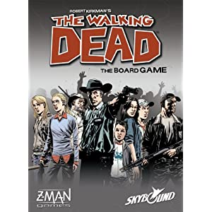 Click to buy Walking Dead Board Game from Amazon!