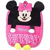 Tickles Minnie Shoulder School Bag Stuffed Soft Plush Toy 35 Cm