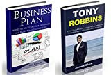 Tony Robbins: 25 Business Lessons of Tony Robbins and How to Make Your Business Plan (Tony Robbins, money, investing, business, business tools, business ... (Success, self motivation, make money)