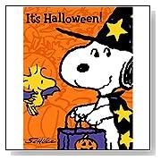 Peanuts Halloween Party Invitations