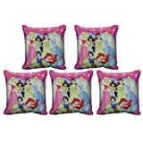 Digital Printed Cushion Cover (set Of 5 Pc)