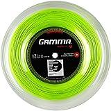 Gamma Sports Moto 17g Tennis String Reel, 660', Lime, 660'/Lime
