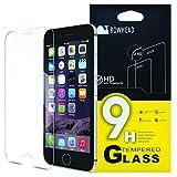 IPhone 6 Plus Screen Protector, Bowhead IPhone 6 Plus Glass Screen Protector (5.5 Inch)- [Tempered Glass] 9H Hardness...