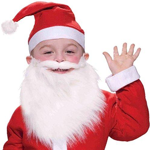 Forum Novelties Child Santa Beard and Moustache