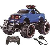 Kartcorner Radio Control Extreme Rock Crawler Monster Truck - Blue
