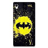 The Racoon Batman Printed Designer Hard Plastic Back Case For Sony Xperia M4 Aqua