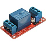 Alcoa Prime Hot Sale High Quality 12V 1-Channel Relay Module With Optocoupler H/L High Level Triger For Arduino