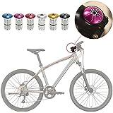 Generic Gold : Lixada 1pc Bike Fork Steerer Headset Top Cap Compression Compressor Adjuster Top Cap Plug Adjustable...