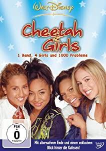 Cheetah Girls - 1 Band 4 Girls und 1000 Probleme: Amazon
