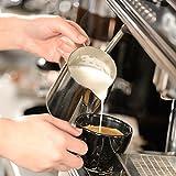 Flüssig-Reiniger für Milchaufschäumer | 1 Liter Milchschaum-Reiniger für Kaffeevollautomat und Kaffeemaschine mit Milchschäumer oder Sahnespender von vielen Marken wie Nespresso, Philips, Bosch uvm. -