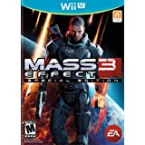 Nintendo Wii U Mass Effect 3 Special Edition US Version [NTSC]
