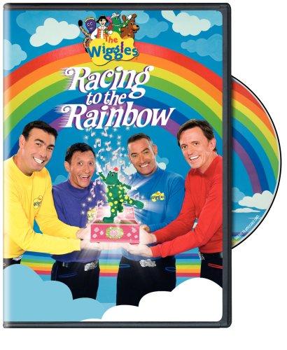The Wiggles - Racing To Rainbow (DVD, 2007)
