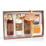 Erbario Toscano Citrus & Cinnamon Relax Large Gift Set
