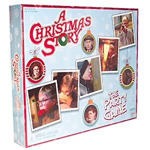 A Christmas Story Board Game!
