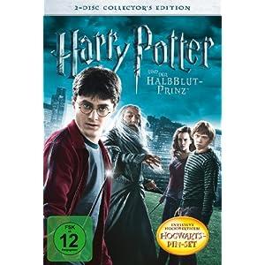 Harry Potter und der Halbblutprinz - Collectors Edition Pin Set [Blu-ray]