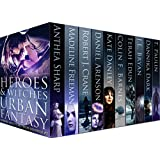Heroes & Witches Urban Fantasy Multi-Author Boxed Set