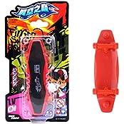 Professional Skidproof Finger Skateboard Creative Novelty Toys, Wolf - B010PS8AV2
