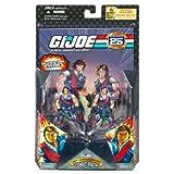 GI Joe 25th Anniversary - Comic 2-Packs: Tomax & Xamot