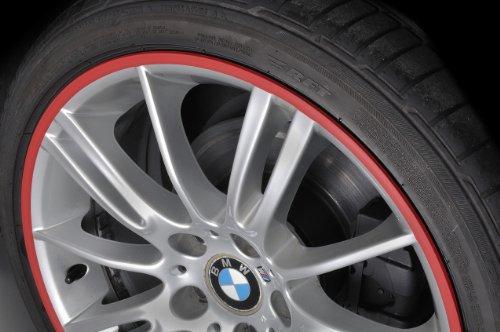 4 Pack Rimskins – Car Rim Protector (Red)