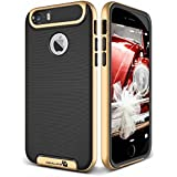 IPhone 5 / 5S / 5SE Cover, REALIKE™ Premium {Imported} Shock Proof Case For IPhone 5 / 5s / 5SE(Envoy Series-...