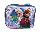 Ruz Disney Frozen Elsa and Anna Lunch Bag