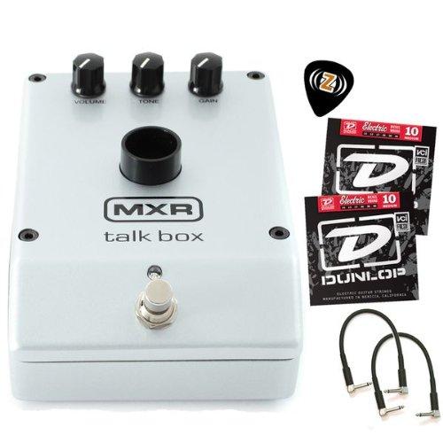 DUNLOP M222 MXR Talk Box Guitar Effects Pedal
