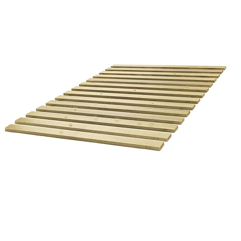 Amazon.com: Classic Brands Wooden Bed Slats/Bunkie Board
