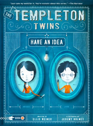 Kids on Fire: The Templeton Twins Chapter Books