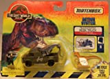 Jurassic Park - Diecast Hook Truck The Lost World Action Figure by Matchbox
