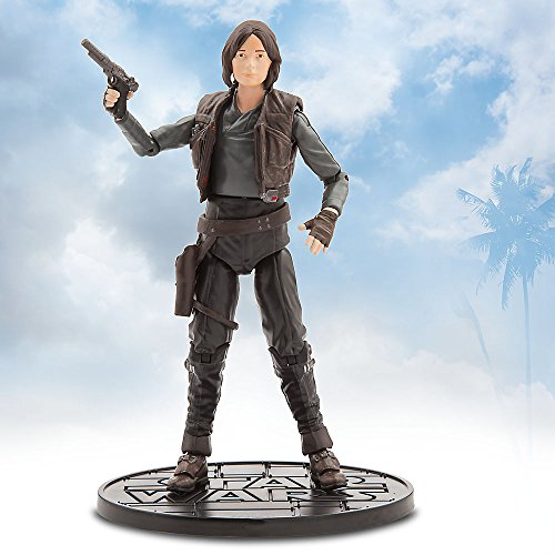Star Wars Sergeant Jyn Erso Elite Series Die Cast Action Figure - 6 Inches - Rogue One: A Star Wars Story