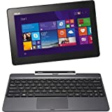 2016 Newest Asus 10.1-Inch HD IPS 1366 X 768 Multi-touch Laptop, 1.46 GHz Intel Bay Trail-T Z3775 Quad-Core, 2GB RAM, MMC 64 GB, 802.11abgn, Bluetooth, 1.2 MP HD Camera, HDMI, Card Reader, Windows 8.1