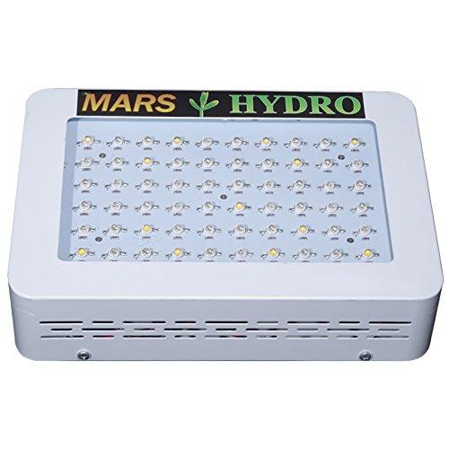 MarsHydro Mars300 and Mars600 LED Grow Lights