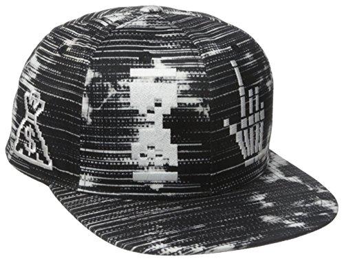 Neff Men's Death Of The Internet Cap, Black, One Size