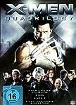 X-Men Quadrilogy (4 DVDs)