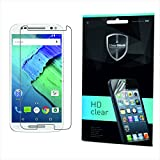 Clear Shield Clear Protector Screen Guard For Motorola Moto X Style