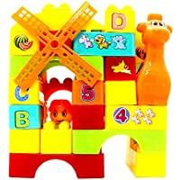 New Pinch 35 Pcs. Building Blocks For Kids