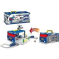 Toys Bhoomi Transform Police Station DIY Play Set