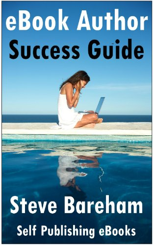 Book: eBook author success guide by Steve Bareham