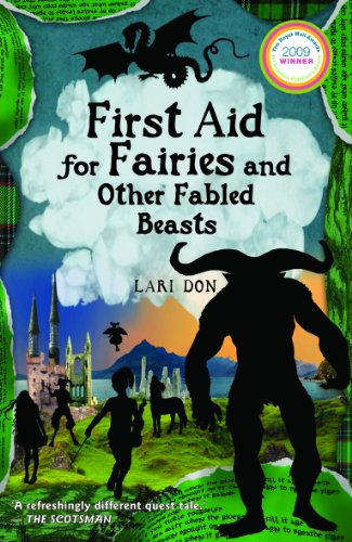 cover of First Aid for Fairies and Other Fabled Beasts