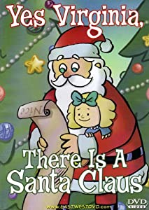 yes virginia there is a santa claus letter yes virginia there is a santa claus animated 25860 | 51LWfDi07pL. SY300