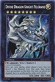 Yu-Gi-Oh! - Divine Dragon Knight Felgrand (SHSP-EN056) - Shadow Specters - 1st Edition - Secret Rare