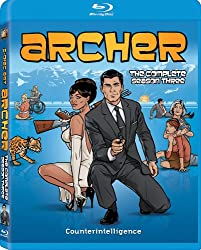 Archer: Season Three [Blu-ray]