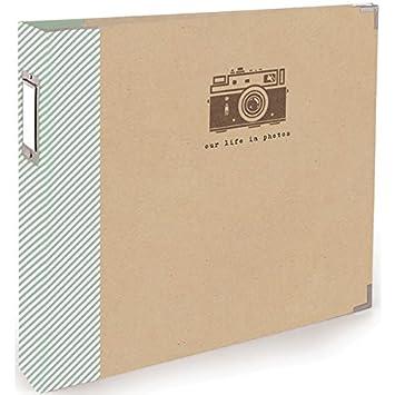 teresa collins camera 12x12 album