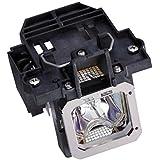 A.Shine PK-L2210U Replacement Projector Lamps With Housing For JVC DLA-RS50 DLA-RS55 DLA-RS60 DLA-RS65 DLA-VS2100U