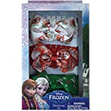 Disney Frozen Hair/Jewelry Box Set With Headwraps & Grosgrain Bow