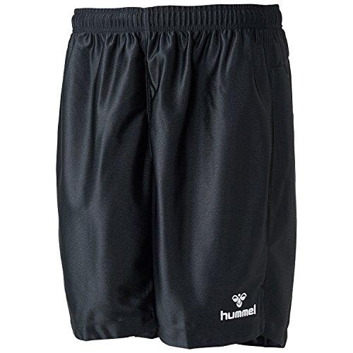 (ヒュンメル)Hummel プラクティスパンツ HAP2024 9010 ブラック×ホワイト L