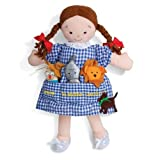 North American Bear Dolly Pockets The Wonderful Wizard of Oz Plush by North American Bear